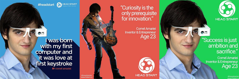 Meet Cornel Amariei